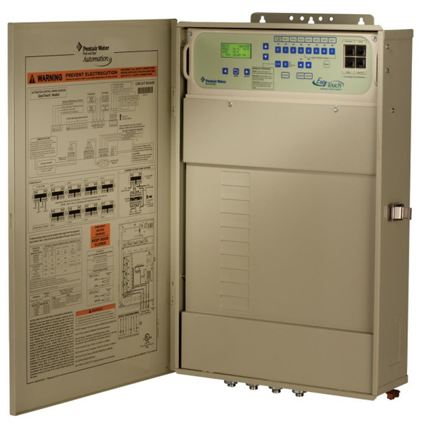 Pentair EasyTouch Control System with IntelliChlor Salt Chlorine Generator