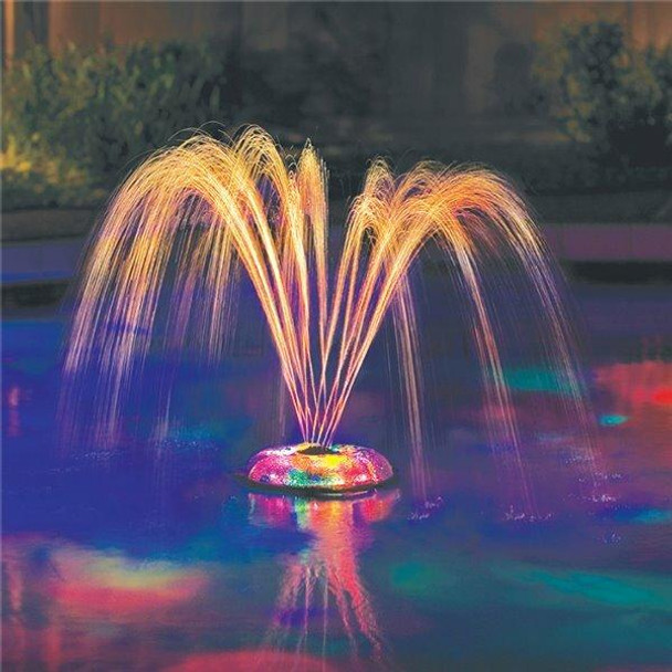 GAME Game Underwater Fountain Light Show