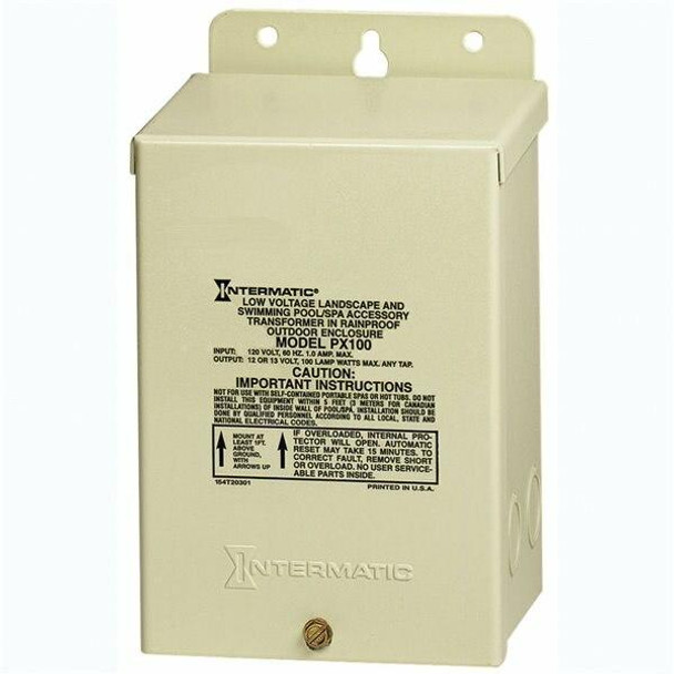 Intermatic Intermatic Intermatic Transformer 120V T