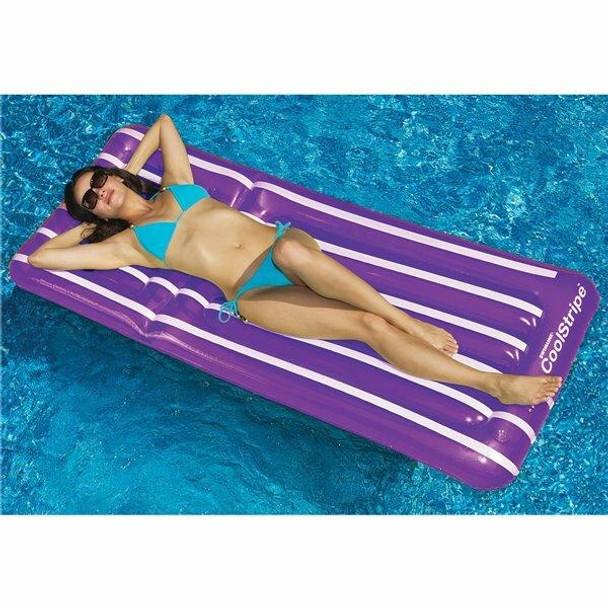 SwimLine Swimline 30 x 72 Coolstripe Lounger