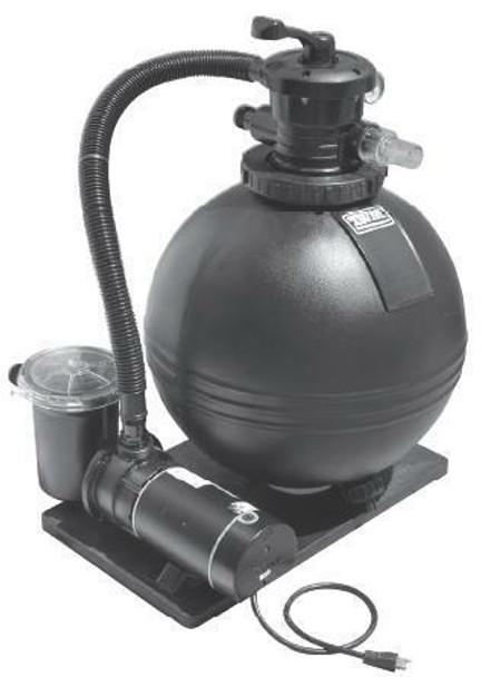 WaterWay Waterway 22 Sand Filter System with 1.5hp Pump