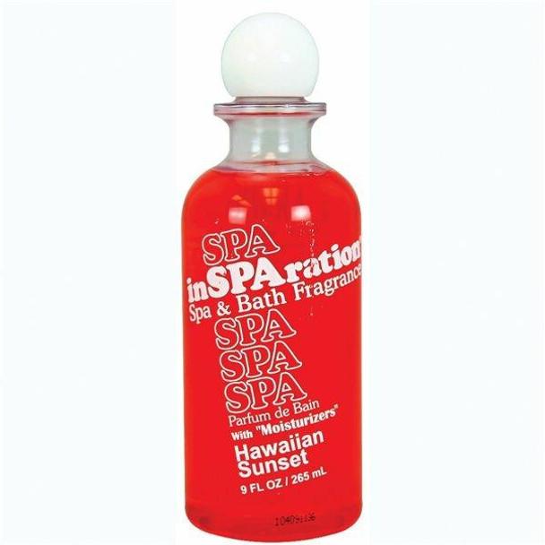 InSPAration Insparation 9 oz Aromatherapy Spa and Bath Bottles