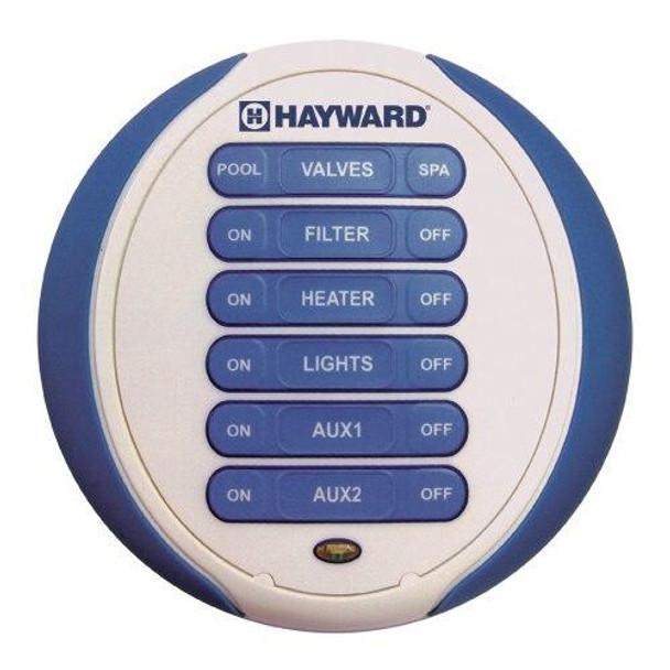 Hayward Aqua Logic Wireless Floating Spa Side Remote AQL2SSRF