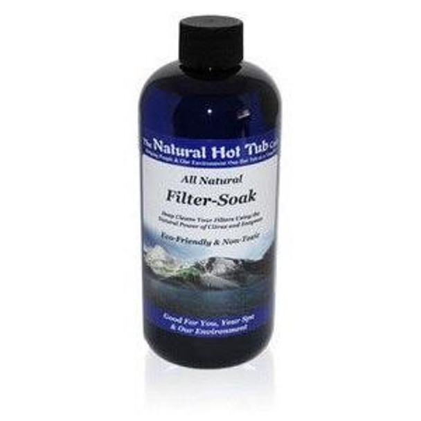 The Natural Hot Tub Company The Natural Hot Tub Company all natural filter soak for pool and spa filters its the natural solution