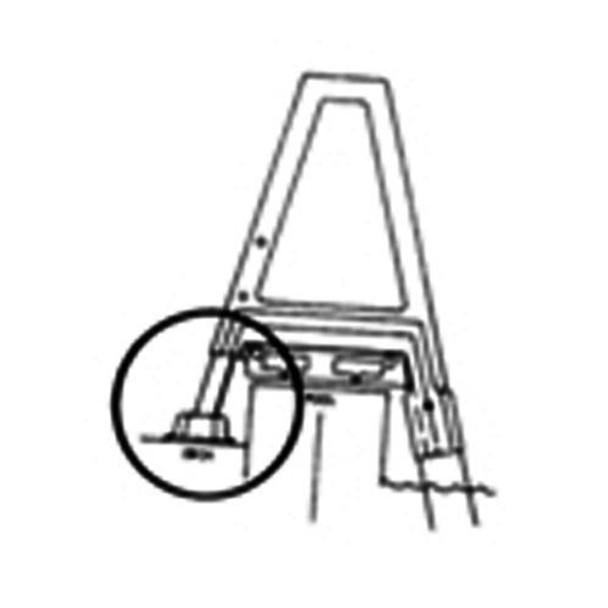 Confer Plastics Confer CK100X Conversion Kit for Model 7000B ladder