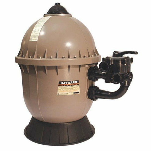 Hayward Hayward W3S200 Series High-Rate Sand Filter with 6 Position Multiport Valve