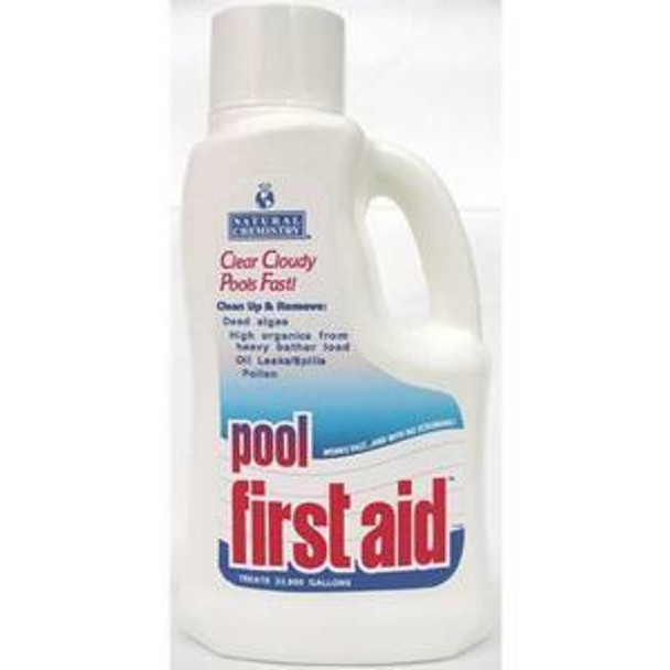 Natural Chemistry Natural Chemistry Pool First Aid