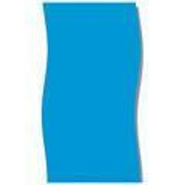 SwimLine Swimline Solid Blue Standard Gauge Overlap Style Above Ground Pool Liner