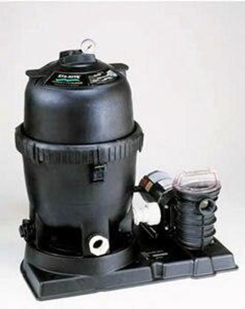 Sta-Rite Sta-Rite PLM Series Modular Media Filter and Pump Combo Model SRPLM100OE1260
