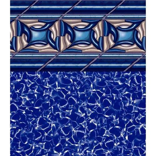 SwimLine Swimline Pacific Diamond 54 Side Wall Unibead Style Above Ground Pool Liner