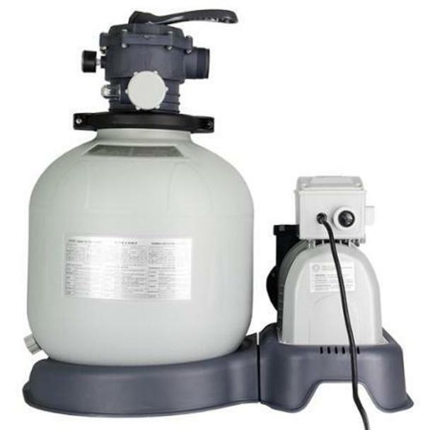 Intex Intex 16 Inch Sand Filter Pump Combo Model 28651EG