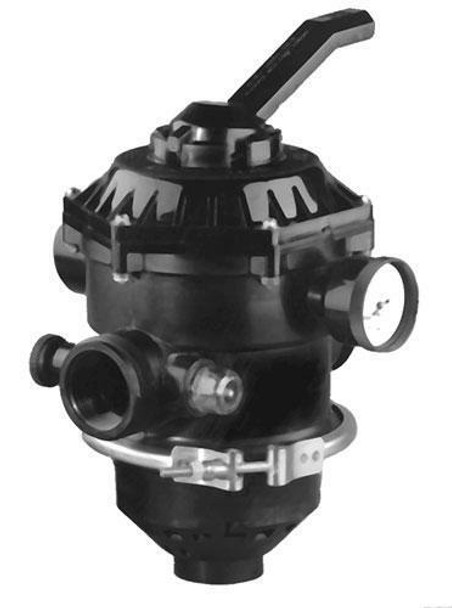 Pentair Pentair Replacement Top Mount Sand Filter Valve 262506
