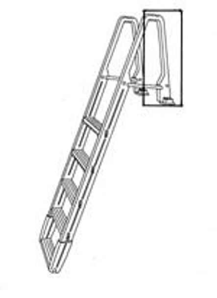 Confer Plastics Confer CK7100 Conversion Kit for Model 7100B ladder