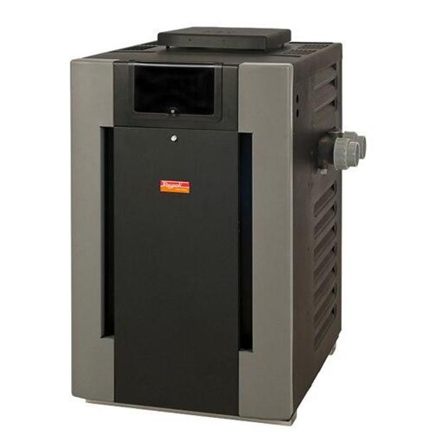 Raypak Raypak Ruud M406A 399K BTU Cupro Nickel Pool or Spa Natural Gas Heater D406A-EN-X