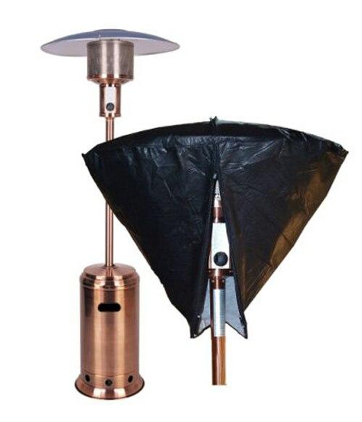 Well Traveled Living Outdoor Patio Heater Head Vinyl Cover