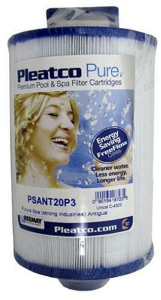 Strong Durasport Spas Replacement Filter Cartridges for Strong/Durasport Spas Pleatco Model PSANT20P3