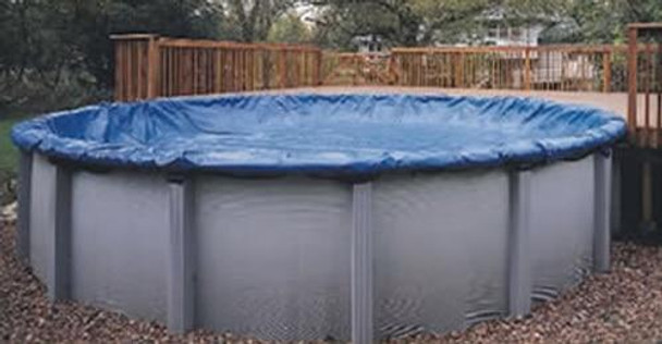 Arctic Armor Arctic Armor Above Ground Pool Winter Cover Round 8 Year Warranty