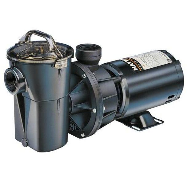 Hayward Hayward Power Flo II 115v 1 HP Pump W3SP1780