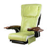 ANS-P20 Chair Top, green with white