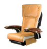 ANS-P20 Chair Top, orange with white