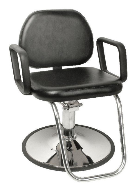 Jeffco 660.0.G Grande Styling Chair w/ Standard G Base