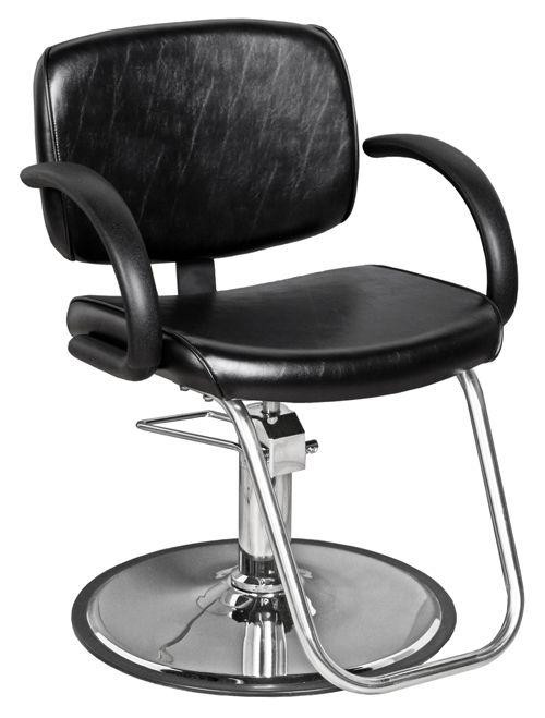 Jeffco Hair Salon Furniture Styling Chair, PARKER 618.0.G