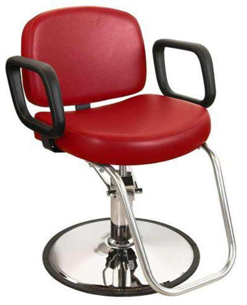 Jeffco 616.0.G Sterling2 Styling Chair w/ Standard G Base