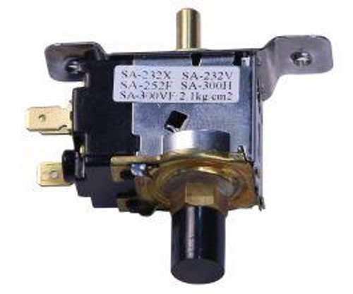 J&A Spa Equipment Parts, Pressure Control Switch - Autoclave