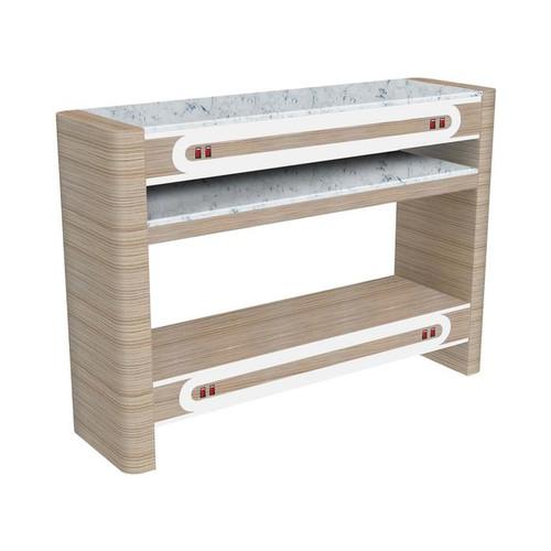Mayakoba Nail Polish Dryer Table, NOVA II