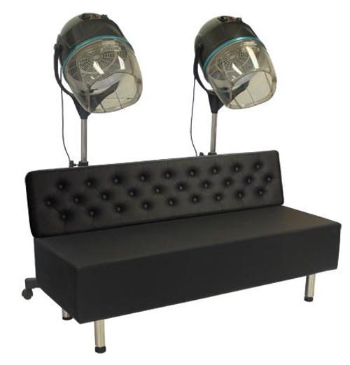 Deco Salon Furniture Hair Dryer Bench, ELIZABETH