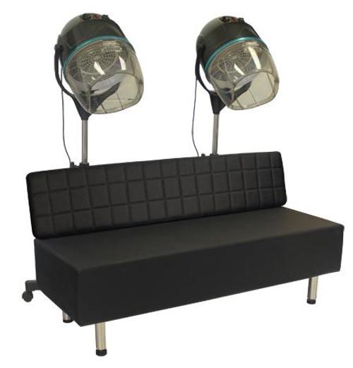 Deco Salon Furniture Hair Dryer Bench, FAB