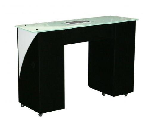 Deco Salon Manicure Table EDITA black