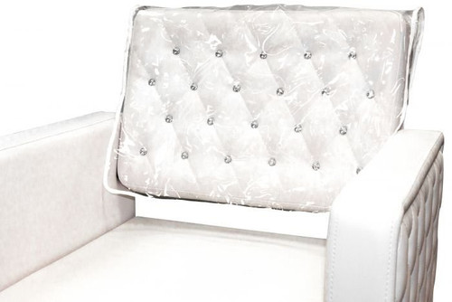 """Deco Styling Chair Backrest Cover, 20"""""""