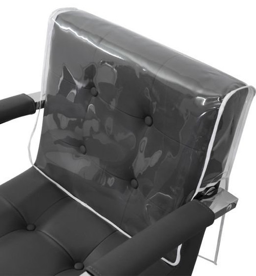 """Deco Styling Chair Backrest Cover, 24"""""""