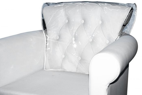 Deco Styling Chair Backrest Cover, ELIZABETH
