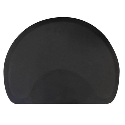 Deco Anti-Fatigue Floor Mat, Semi-Circle, VMAX