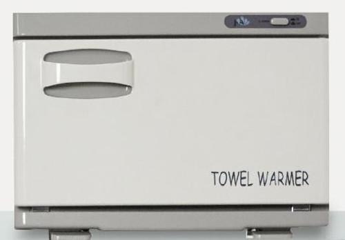 J&A Professional Spa Hot Towel Warmer Small, 12 Towels, Table Top