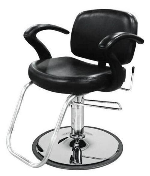 Jeffco 619.1.G Cella All Purpose Chair w/ Standard G Base