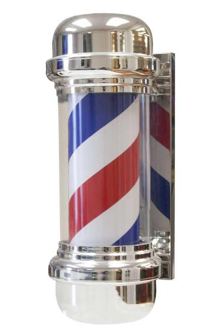 Jeffco P148 Classic Barber Pole with Light
