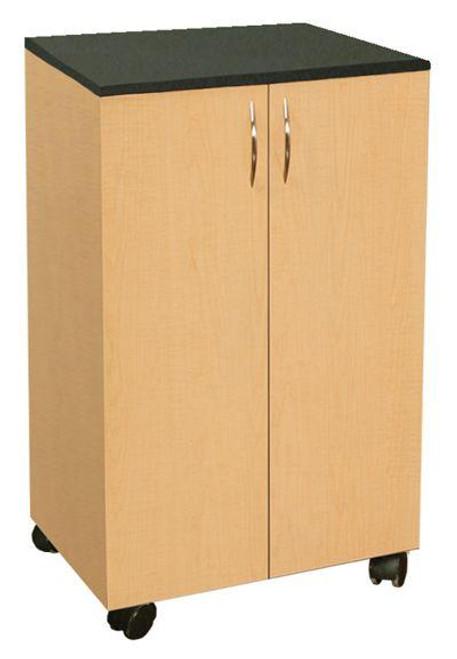 Jeffco Hair Salon Dispensary Furniture Portable Cabinet, ORGANIZER