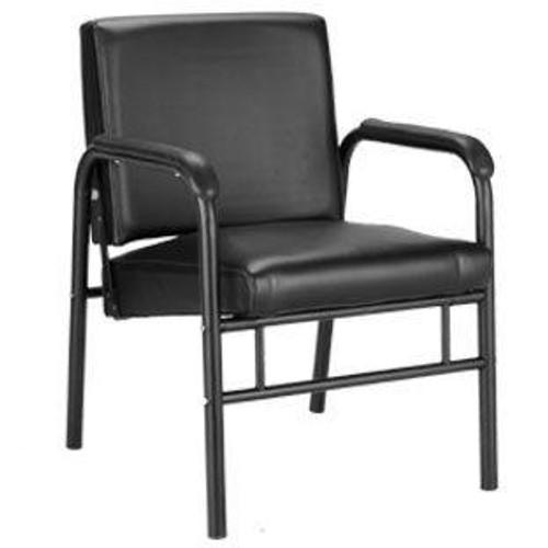 Jeffco 4800 Classic Automatic Slide-Seat Shampoo Chair w/ Black Frame