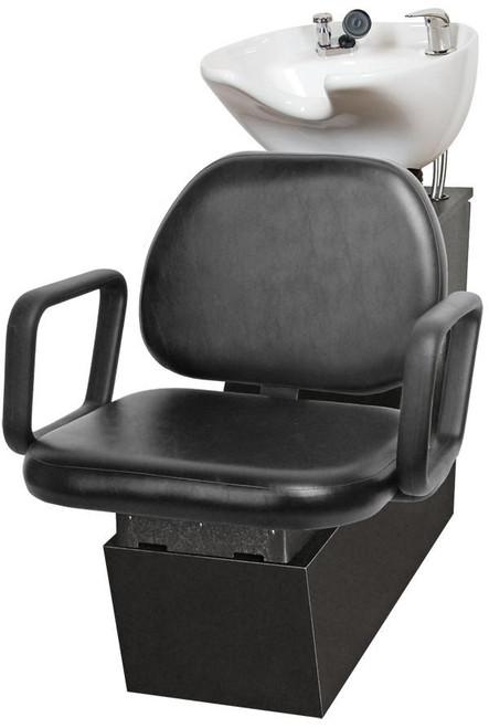 Jeffco 660.8700.PC Grande Shampoo Station
