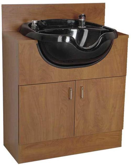 Jeffco Hair Salon Furniture Shampoo Station, JAVA J33