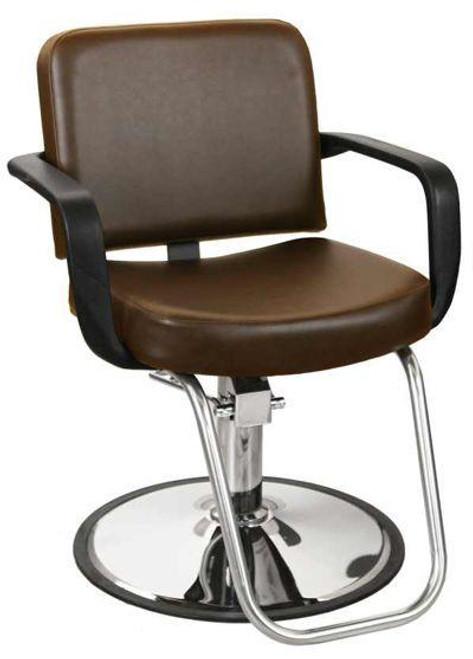 Jeffco 611.0.G Bravo Styling Chair w/ Standard G Base