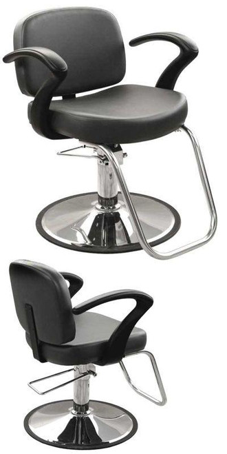 Jeffco 619.0.G Cella Styling Chair w/ Standard G Base