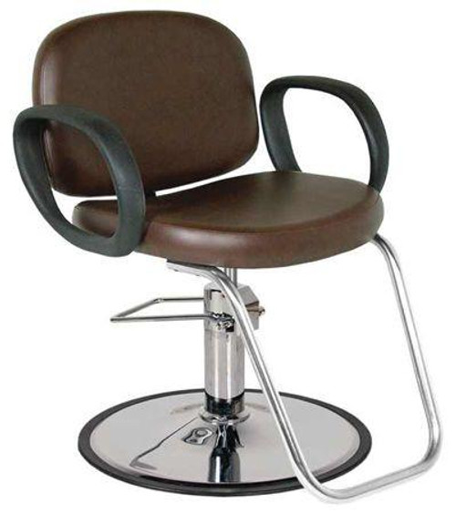 Jeffco 604.0.G Contour Styling Chair w/ G Base