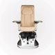 J&A Pedicure Spa Chair EMPRESS RX front view
