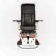 J&A Pedicure Spa Chair EMPRESS RX bone base
