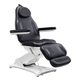 DIR Spa Fully Electric Facial Beauty Bed Chair, Belluci, Black