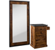 Deco Styling Station, Tara with Mirror, Reclaimed